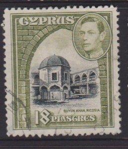 Cyprus Sc#152 Used