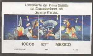Mexico #1389 S/S MNH