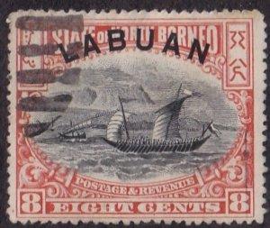 Labuan #79 Used
