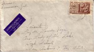Mexico, Airmail