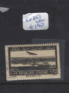 SYRIA   (P2808B)  A/M  SG  351   VFU