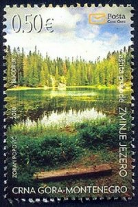 MONTENEGRO/2018 - Environmental Protection Zminje Lake, MNH