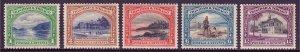 Trinidad and Tobago - Scott #34//39a - P12½ - MH - See desc. - SCV $29