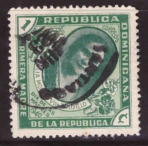 Dominican Republic Scott 358 used