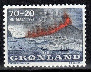 Greenland #B6  MNH  (V5268)