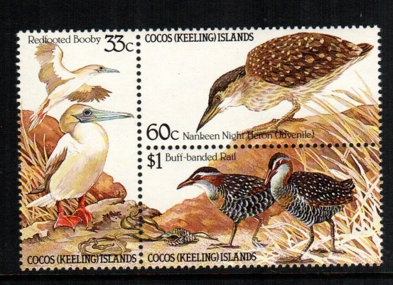 Cocos Keeling Islands  134a MNH $ 17.00