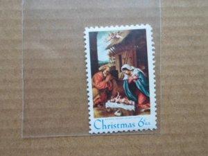 6 CENT STAMP CHRISTMAS SC, # 1414
