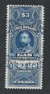 CANADA SC# FG31 FINE U 1915