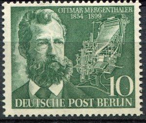 Berlin   Sc.# 9N105 MNH**        Mi.# 117