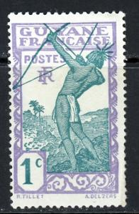 French Guiana 109 Unused (MH)