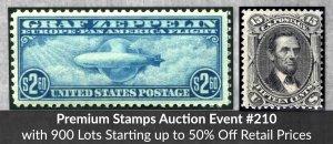 Premium Auction Event #210