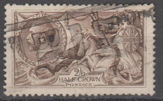 Great Britain #179 F-VF Used CV $75.00 (B12015)