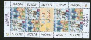 BOSNIA-CROATIA-MNH** MINIATURE SHEET- EUROPA CEPT-HOLIDAYS -2004.