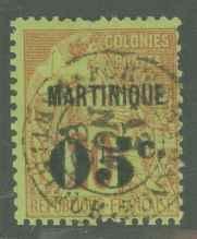 Martinique 14 Used F