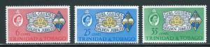 Trinidad & Tobago 113-5 1964 Scouts set NH