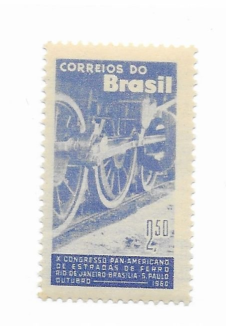 Brasil #913 MNH - Stamp CAT VALUE $1.00