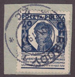 Poland 248 Dr. Karol Kaczkowski 1927