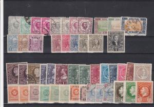 Montenegro 1874-1913 Stamps Ref 31166
