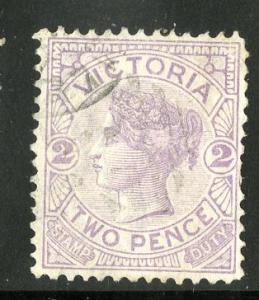 VICTORIA 195 USED SCV $1.10 BIN $0.45 ROYALTY