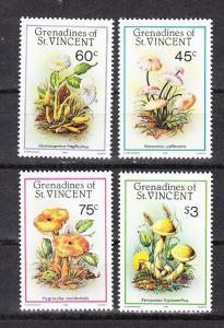 St. Vincent Grenadines Scott 533-536 Mint NH (Catalog Value $17.50)