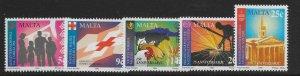 MALTA SG960/4 1994 ANNIVERSARIES & EVENTS SET MNH