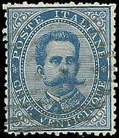 Italy - 48 - Used - SCV-7.25