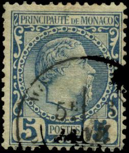 Monaco Scott #3  Used  Cats $35