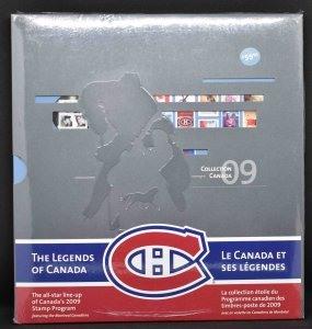 CANADA 2009 Stamp Yearbook USA delivery only.