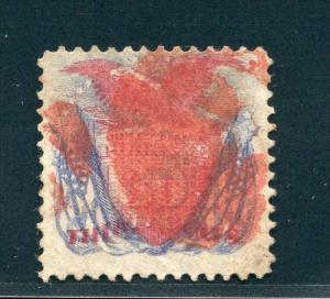 UNITED STATES (US) 121 USED, APS CERTIF.: GEUNINE, THIN