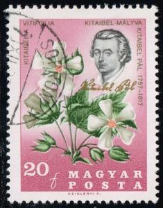 Hungary #1811 Flowers of the Carpathian Basin; CTO (0.25)
