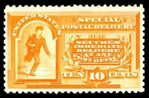 U.S. SPECIAL DELIVERY E3  Mint (ID # 81214)