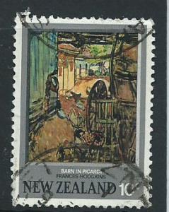 New Zealand SG 1029  Used
