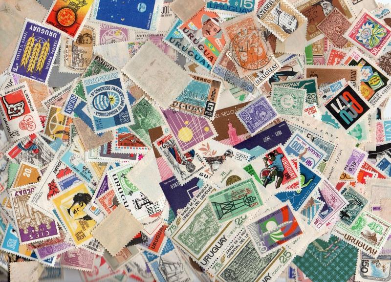 Uruguay +800 DIFFERENT stamps used & mint COLLECTION high catalogue value $$
