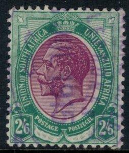 South Africa #13  CV $5.50