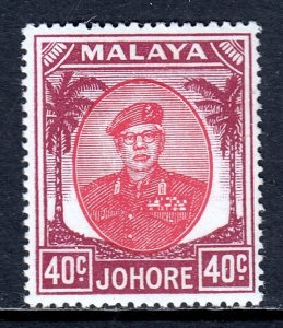 Malaya (Johore) - Scott #146 - MH - SCV $6.50