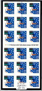 2803a Mint,OG,NH... Booklet Pane... SCV $11.00
