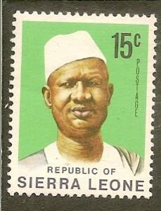 Sierra Leone  Scott  428    President