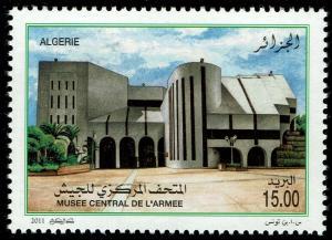 Algeria #1536  MNH - Army Museum (2011)