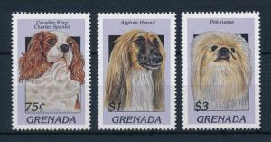 [31615] Grenada 1997 Animals Dogs MNH