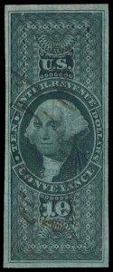 U.S. REV. FIRST ISSUE R94a  Used (ID # 94337)