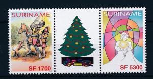 [SU1219] Suriname Surinam 2003 Christmas  tree MNH