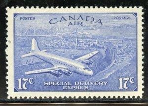 Canada # CE4, Mint Never Hinge. CV $ 6.00