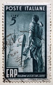 AlexStamps ITALY #515 VF Used