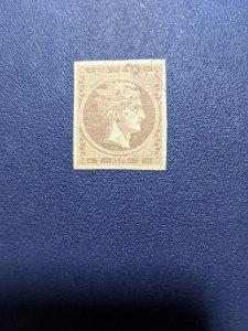 Greece 9 XF, CV $110