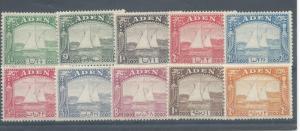 Aden 1-10 LH