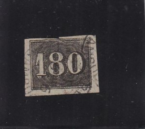Brazil: Sc #2b, Used (34865)