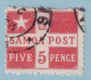 SAMOA 23  USED - NO FAULTS VERY FINE!