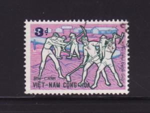 South Vietnam 413 U Road Workers