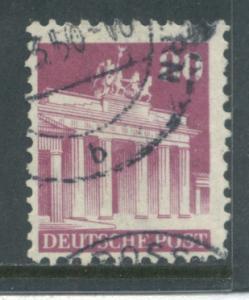 Germany 655  Used