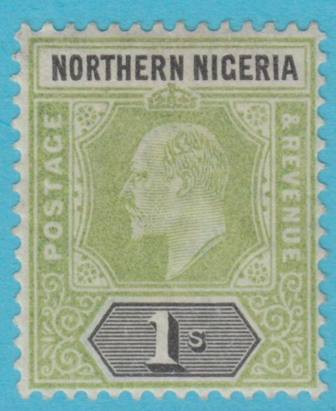 NORTHERN NIGERIA 16 MINT HINGED OG * NO FAULTS EXTRA FINE !